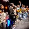 Logo fui a SPAM a hablar de teatro @Gael3D #Malviaje & Padre & Hijo en @TeatroBombon