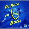 Logo De BOCA En BOCA - Programa N°3