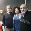 Logo Cuando la Mentira es la Verdad. 4.9.2018. Sergio Burstein, Laura D´Onofrio y Larry Levy