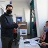 """Logo Arturo Pertosa 2° candidato Primero Chivilcoy """"NOS IMPUSIMOS CONTRA GRANDES APARATOS POLÍTICOS"""""""