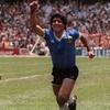 Logo Maradona, un pasaporte sin sellos ni vencimientos al universo