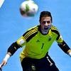 Logo Entrevista a Nicolás Sarmiento (arquero de la Selección Argentina de Futsal)