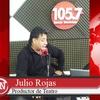 Logo Nota en vivo    La Primera Mañana -  Julio Rojas   Productor de Teatro