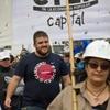 Logo sindical#mente / radioconaguante /reportaje al Vikingo de la CTEP