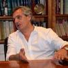 """Logo Alberto Fernández: """"A esta altura todos debemos pensar que el problema es el heredero"""""""