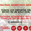 Logo Malvinas Argentinos Radio - Programa N° 22 - 15 de Febrero de 2017 - Temporada 2