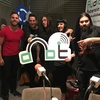 Logo Bloodparade en Metalizados Heavy Radio