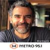 Logo Martín Quirós en Radio Metro hablando de Empresas Familiares y Pymes