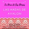 Logo PROGRAMA 122 LA HORA DE LAS DIOSAS: LAS HADAS DE AVALON