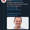 Logo Ramiro Trezza en CCN RADIO con Nacho Girón y Nuria AM sobre Hidrovía Paraguay-Paraná