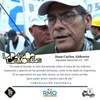 Logo Juan Carlos Alderete en La Patria de las Moscas: Pan, Techo Tierra y Trabajo