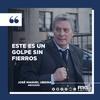 Logo José Manuel Ubeira - Mañana Sylvestre - Radio 10