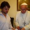 """Logo Grabois: """"El Papa piensa en coincidencia con la mayoría de los movimientos populares"""""""