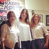 """Logo """"Somos Folklore"""" programa de radio. Domingos 18 hs Por  Radio Caput. Conduccion de Gladys Quintero"""