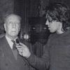 Logo Miguel Angel Morelli,escritor y periodista ,nos acerca al escritor Argentino,Jorge Luis Borges