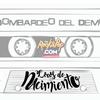 Logo Locos de Nacimiento en Bombardeo del Demo