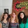 Logo #Concertistas Andrea Zurita y María Millán en nuestro ultimo #programa del año #radio