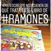 """Logo #Rockumentales Conocé de qué trata """"En la ruta con los Ramones"""", editado por @PlanetaLibrosAr"""