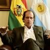 Logo Ariel Basteiro, embajador argentino en el Estado Plurinacional de Bolivia, en #CaballeroDeDía