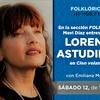 Logo Lorena Astudillo en Folk Fatal