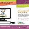 logo #TDyTR |Violencia de género en las redes sociales| Gerardo Palacio nos cuenta sobre la actividad