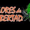 Logo Entrevista a Lidia Liñeiro de Flores de Libertad  (Colectivo Cannábico Solidario)