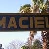 Logo Pueblo Maciel, un camino largo a la independencia