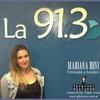 Logo Mariana Beni visito Terminal Nocturna con toda su música y buena onda