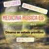 """Logo Medicina música es """"El cuello como puente entre las emociones y la lógica"""""""
