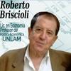 """Logo A CLASE CON EL LIC ROBERTO BRISCIOLI - """"EL DÉFICIT FISCAL SALVA VIDAS"""""""