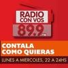 Logo Flor Quiiroles en #ContalaComoQuieras