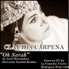 Logo Crítica a OH Sarah con Claudia Cárpena