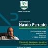 """Logo Omar Operto """"El relato de Nando Parrado nunca deja de sorprender"""""""