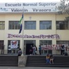 Logo Néstor Durán: rector destituido por dar lugar a Encuentro Transfeminista en la escuela