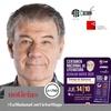 "Logo Victor Hugo invita a la presentación Libro Antología Osvaldo Bayer 2020 ""Relatos con Barbijos"" AM750"
