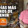 """Logo """"Los días más duros de Lenin"""" Por: Jorge Halperin - Radio del Plata"""