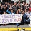 Logo Trabajadores de Diario Hoy y radio Red 92 reclaman por despidos y la falta del pago de sueldos
