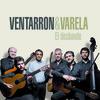 Logo Ventarrón & Varela con Mónica de Carvalho
