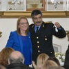 Logo #Informe LU14 Jefe de Policía de Santa Cruz, Comisario (R) José Luis Cortés