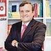 Logo Aldo Abram, economista