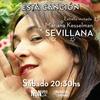 Logo Mariana Kesselman se presenta en ESTA CANCION, de Gustavo Tarrío y Virginia Leanza en el Teatro NUN