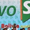 Logo Sixto Valdez, cónsul del Bolivia en Rosario - Referendum 21 de febrero (Recuadro)