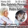 Logo Gabriela Piovano y Pedro Saborido (parte I) en Por las dudas escucha 05.01.21