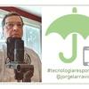 Logo Jorge Larravide #tecnologiaresponsable con Gullermo Petrucelli El Duende AM1030 Del Plata