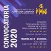 Logo CONVOCATORIA 2020 DEL CORO DE NIÑOS DE LA FUNDACIÓN LUDOVICA