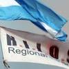 """Logo H.I.J.O.S. La Plata sobre Carlos Menem: """"Fue una época nefasta y en la calle la resistimos"""""""
