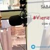 """Logo Entrevista a Juan Féliz Roldán en """"Viene Clareando"""", con Clara Bacchini"""