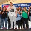 Logo Andrea Viguet describe el panorama crítico de Mendoza