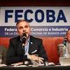 Logo 20.12.2020 @fxcastillo61,presidente de @FECOBAORG, en #Pagaelquesigue