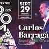 Logo Entrevista a Carlos Barragán. En Identidad Colectiva Am 1010